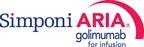 SIMPONI ARIA(R) (golimumab for infusion)