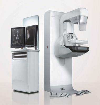 FUJIFILM Continues To Build 3d Digital Roadmap To Woman's Imaging.  (PRNewsFoto/FUJIFILM Medical Systems U.S.A., Inc.)