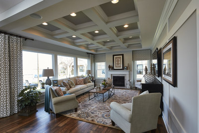 Custom Home Builder Schumacher Homes Announces Exciting Redesign Of Model Home In Bowling Green