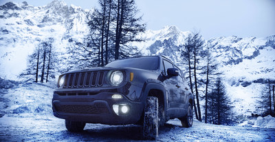 "Jeep(R) brand debuts ""Beautiful Lands"" introducing all-new 2015 Jeep Renegade"