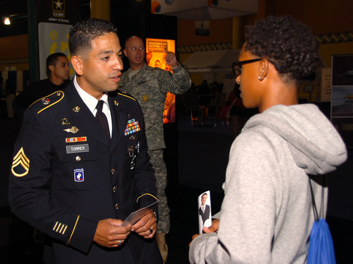 U.S. Army Promotes Education During Hispanic Heritage Month Through Partnerships with Leading
