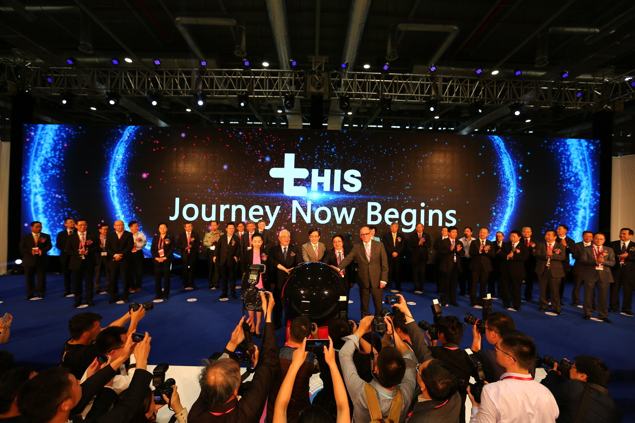 The World's Largest Healthcare Event -- tHIS Opens to Record Breaking Crowds