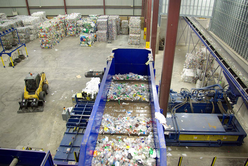 New State-Of-The-Art Recycling Facility Now Serving Dallas-Fort Worth Metroplex