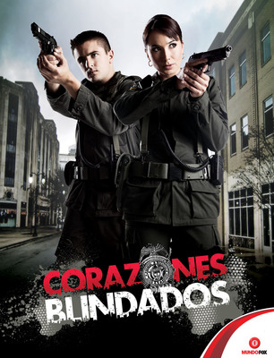 An action and drama filled police series that follows the life of policewoman torn between loyalty to her kidnapped husband and her budding romantic feelings for her superior.  (PRNewsFoto/MundoFox)