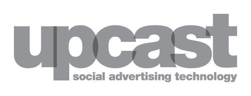 Upcast Social Logo (PRNewsFoto/Upcast Social)