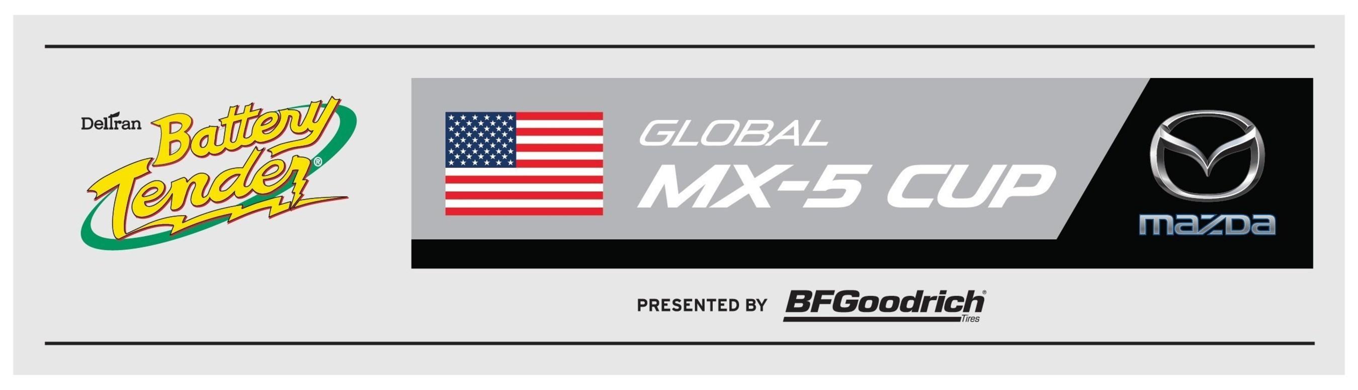 Mazda MX-5 Cup:  The Global Era Begins At Mazda Raceway