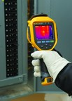 The Fluke Ti400 Infrared Camera and 1730 Three-Phase Energy Logger have been recognized as Consulting-Specifying Engineer 2014 Products of the Year, taking the Gold and Silver awards respectively in the Test Instruments, Meters, Data Loggers category. (PRNewsFoto/Fluke Corp.)
