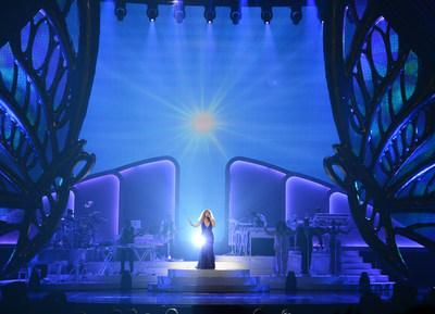 Mariah Carey debuts