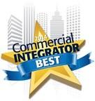 2014 Commercial Integrator Award. (PRNewsFoto/Smartvue Corporation)