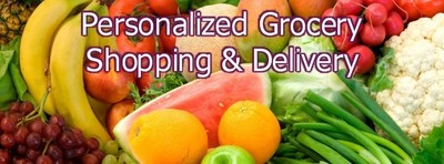 Personalize your shopping and delivery.