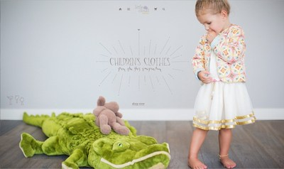 Introducing The Little Cloud Collection: www.littlecloudkids.com. New Inspired Children's e-commerce Boutique and Clothing Line Launches