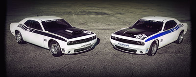 Ordering is now open for the next generation Mopar Dodge Challenger Drag Pak