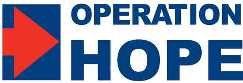 Operation HOPE Logo. (PRNewsFoto/Operation HOPE) (PRNewsFoto/)