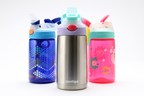 Contigo is adding several new water bottles to their Contigo Kids line, including the Gizmo Flip, Flip Chill and Gizmo Sip.