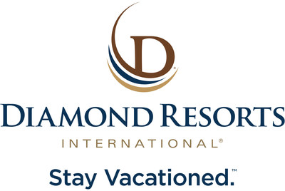 Diamond Resorts International(R) Logo