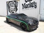 2015 Chevy Camaro customized by the crew at Gas Monkey Garage to be won as a jackpot at Soboba Casino