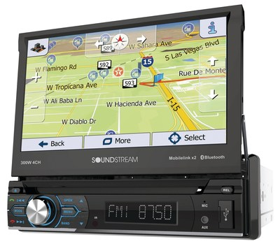 Epsilon Electronics Inc Plans On Unveiling Their New Soundstream MobileLink X2 Source Units At CES