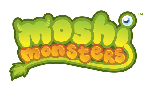 Moshi Monsters(TM) logo. (PRNewsFoto/Mind Candy)