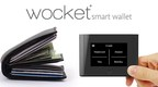 Wocket Smart Wallet will be available for order at www.wocketwallet.com