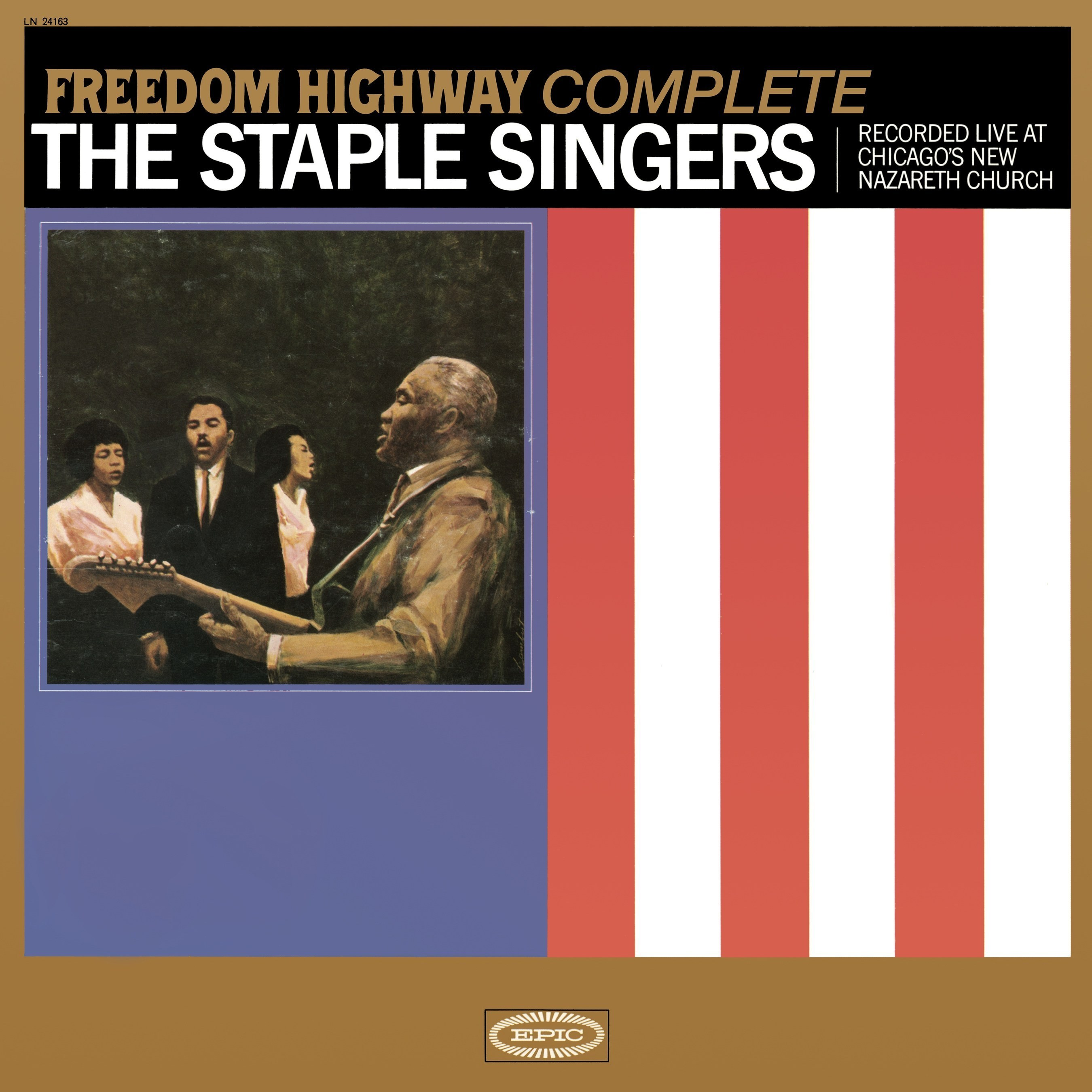 Freedom Highway Complete will be available as a single CD, as a digital release online, and in a special 2LP ...