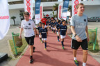 Ooredoo Extends Coaching Clinic with Paris Saint-Germain Academy