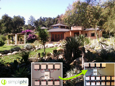 Because of SimpliPhi Power's modular and scalable platform storage technology, the Taft Botanical Gardens can easily double their power storage requirements as their operations grow and expand year-over year.