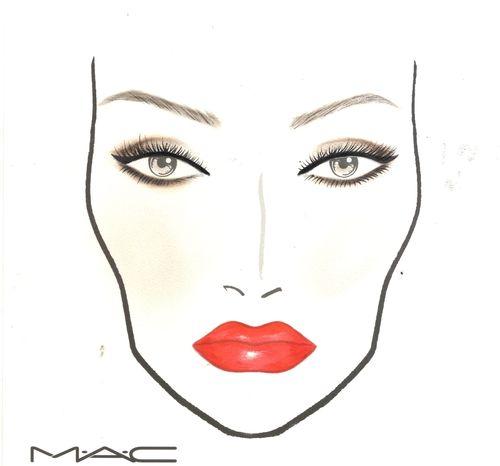 Olivia Coleman (PRNewsFoto/MAC Cosmetics)
