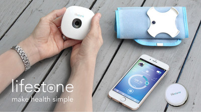 Lifestone: the world's most intelligent, all-in-one health tracker.