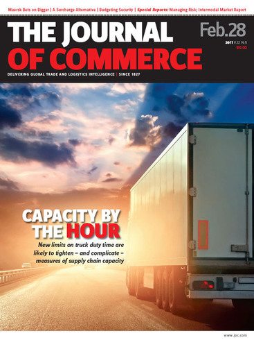 Shippers Capacity Concerns Mount As Fmcsa Proposes Cuts