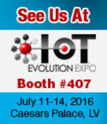 CENTRI Showcases Superior Alternative Security Solution to SSL/TLS For Developers at IoT Evolution Expo 2016