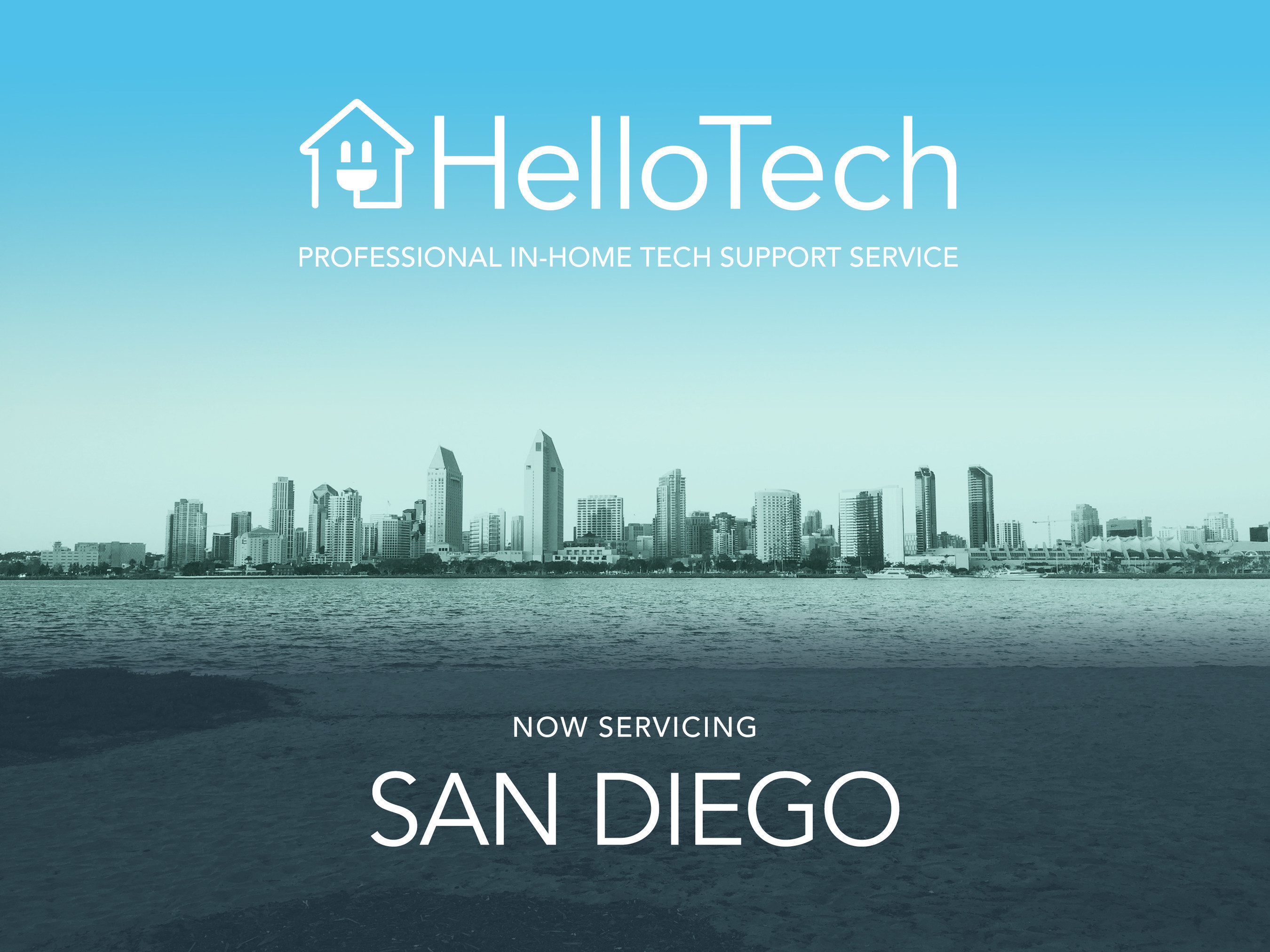 On Demand Tech Support Service HelloTech Expands to San Diego, CA