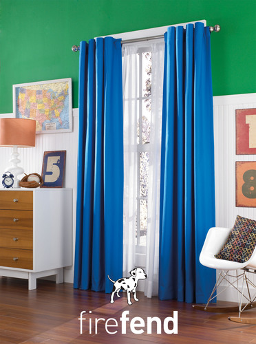 Firefend Flame Retardant Curtains And Drapery Available