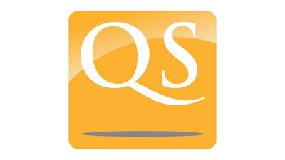 QS Quacquarelli Symonds Logo (PRNewsFoto/QS Quacquarelli Symonds Limited)