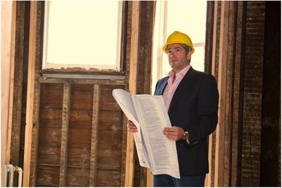 Joseph Armato, Venetian Contracting.  (PRNewsFoto/Venetian Construction)