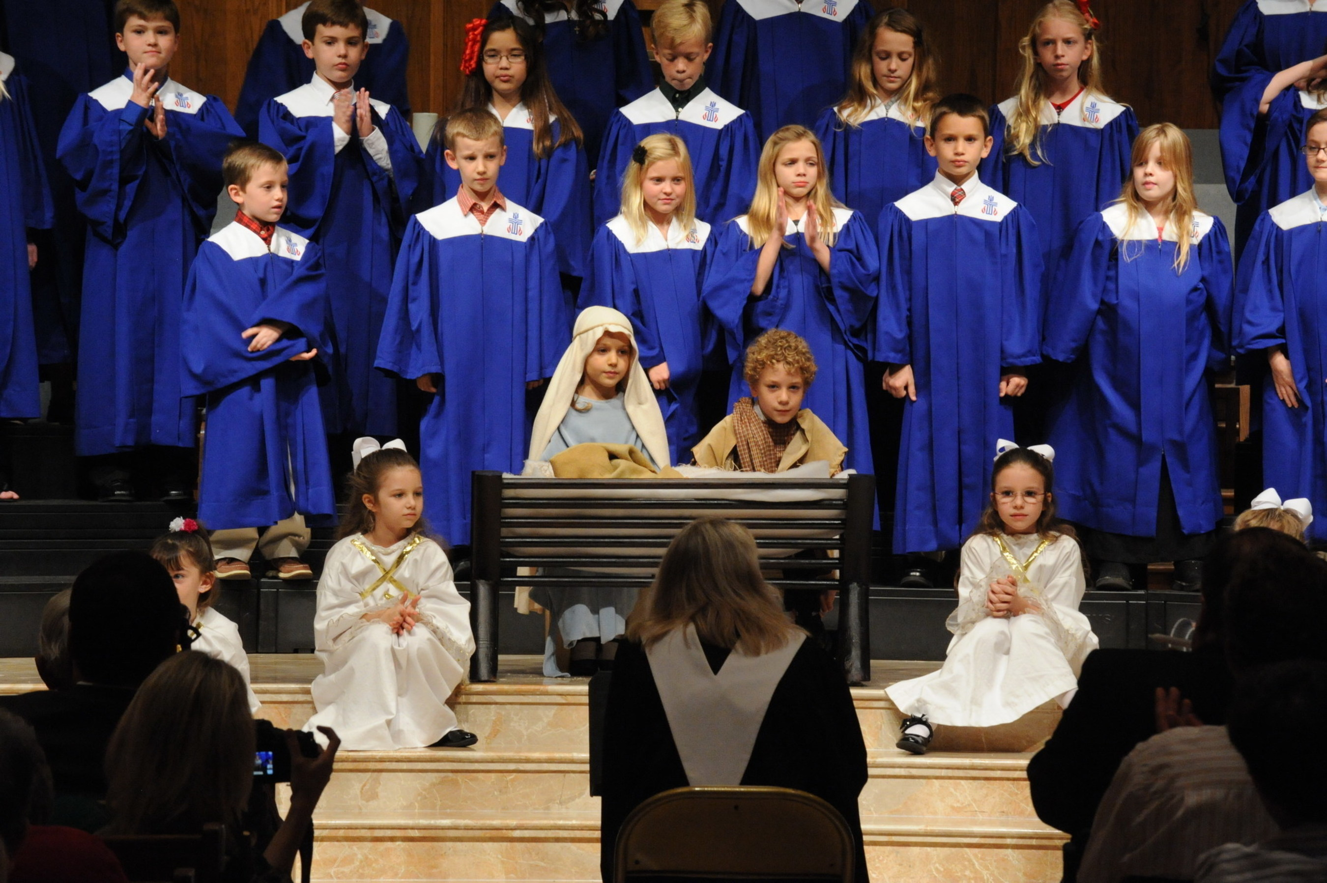 Faith Comes Alive for Advent 2015 at First Presbyterian Church of Fort Lauderdale