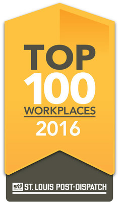 Connectria Named Winner of the Greater St. Louis 2016 Top Workplaces Award for the 4th Time