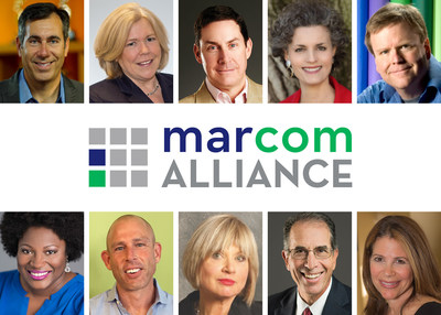 The 10 partners in the new MarCom Alliance own best-in-class specialty marketing communications firms. Through the MarCom Alliance, they collaborate to provide clients with comprehensive services delivered by top niche professionals doing what they do best. Learn more at MarComAlliance.com.