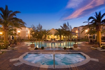 MG Properties Group Acquires 312 Unit Broadstone Azure Apartments in North Las Vegas, Nevada