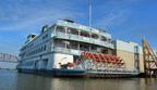Just when you thought you missed your chance to buy the riverboat...it's back!