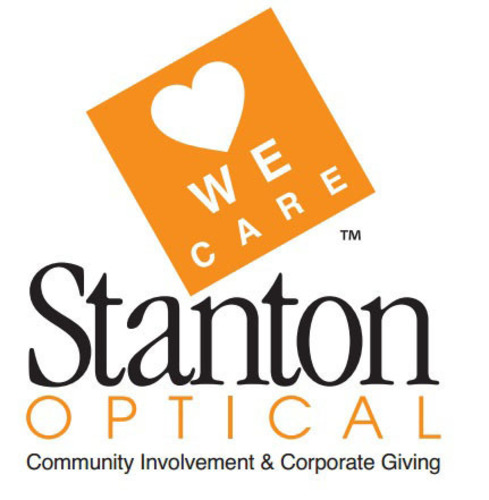 Stanton Optical community involvement and corporate giving logo.  (PRNewsFoto/Stanton Optical)