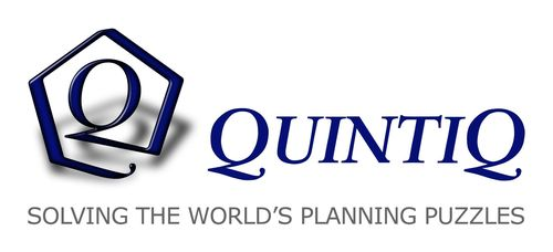 Quintiq Logo (PRNewsFoto/Quintiq)