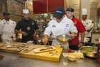 Military foodservice professionals hone their culinary skills and build their careers at The Culinary Institute of America at Greystone