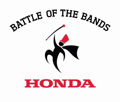 Honda Battle of the Bands logo (PRNewsFoto/American Honda Motor Co., Inc.)