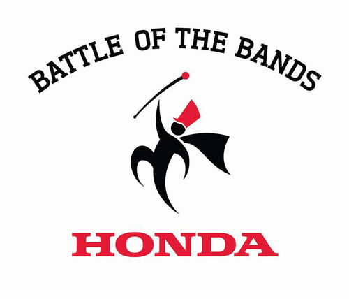 Honda Battle of the Bands logo (PRNewsFoto/American Honda Motor Co., Inc.)