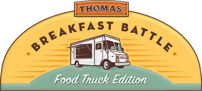 Thomas' Breakfast Battle Logo