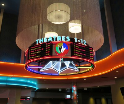 Lights, Camera, RECLINE at Regal Carlsbad 12 where every moviegoer will enjoy an electric recliner at this new state-of-the-art theatre.