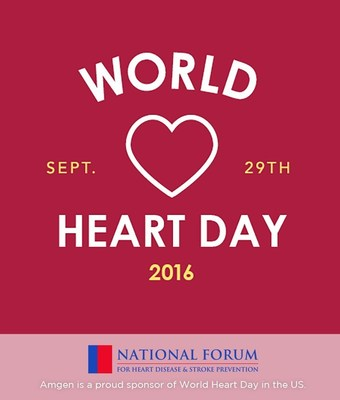 To mark World Heart Day on Thursday, the National Forum for Heart Disease & Stroke Prevention is teaming up with cities to help residents fight heart disease - the nation's leading cause of death.