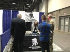 WWP booth at the 2015 AUSA Annual Meeting and Exposition.
