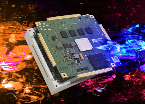 Design Flexibility Provides Scalable Performance in New Rugged COM Express Module from MEN Micro. (PRNewsFoto/MEN Micro Inc.)