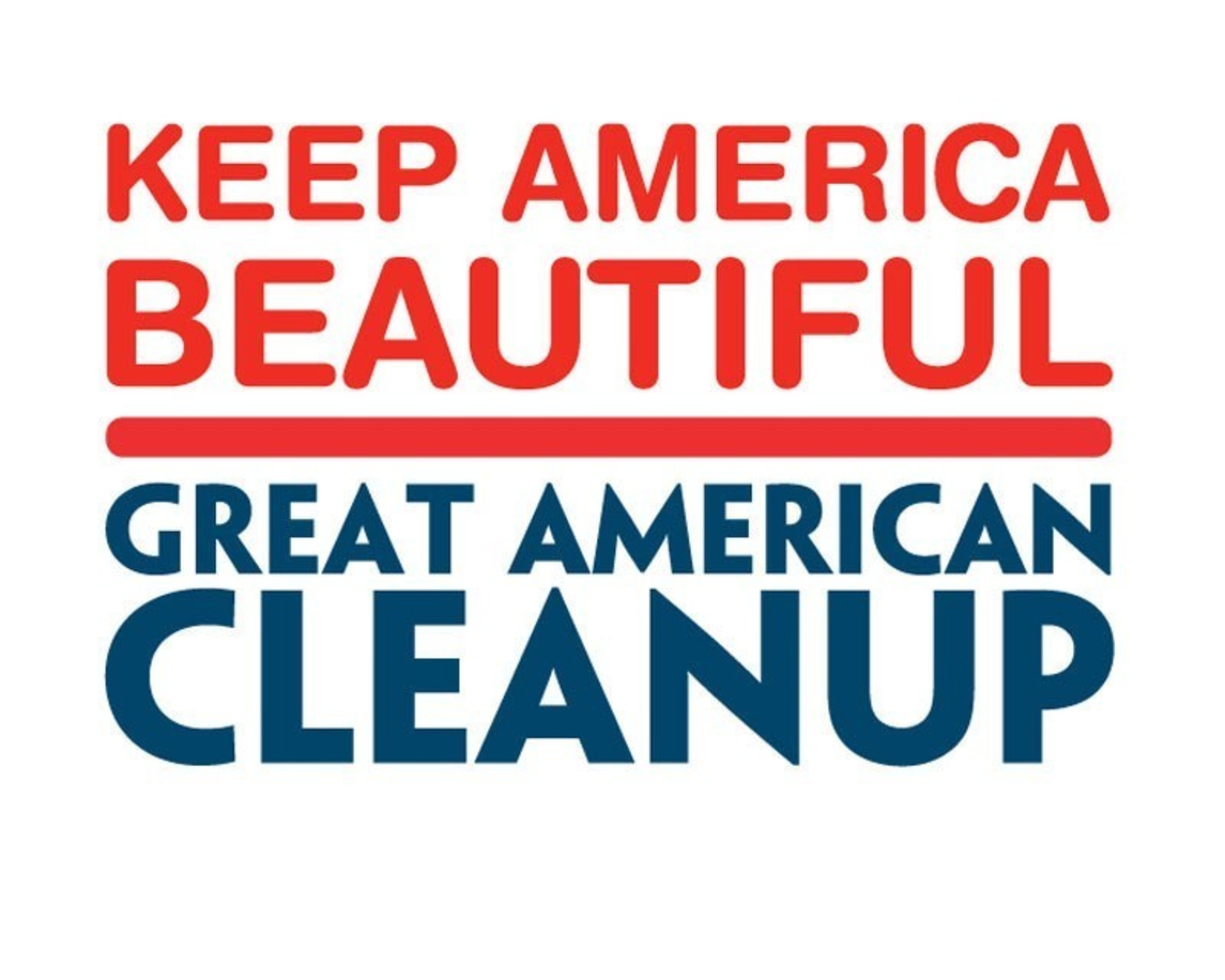 Keep America Beautiful's Great American Cleanup.